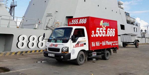 Taxi tải Hải Phòng