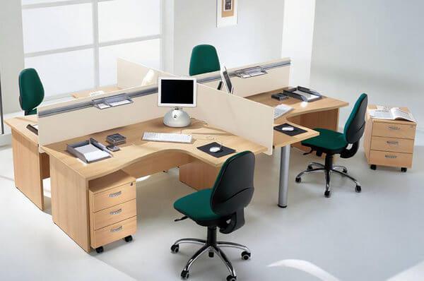 Thanh lý bàn ghế chuyển văn phòng Hải Phòng